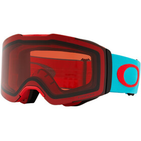 Oakley Fall Line goggles rood/turquoise